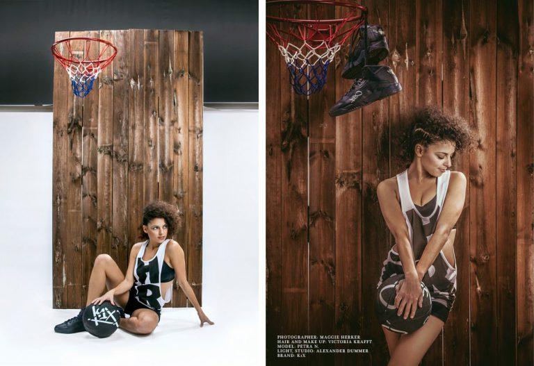 Petra Basketball