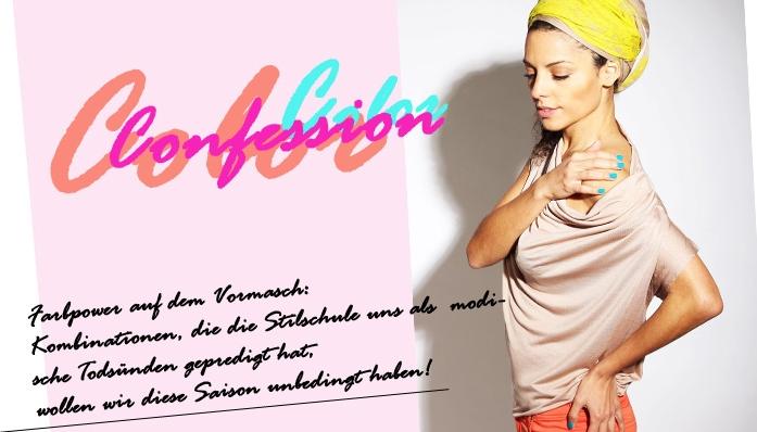 Fashion Werbung mit Petra