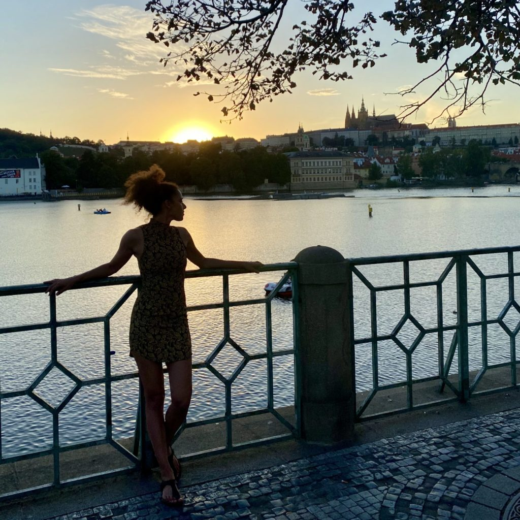 Petra in Prag